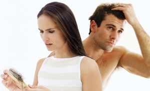Trasplante cabello masculino y femenino