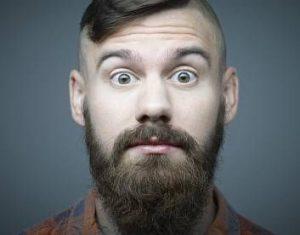 barba pelo transplante